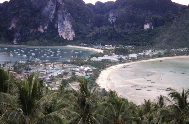 Phi Phi Island - Tajlandia