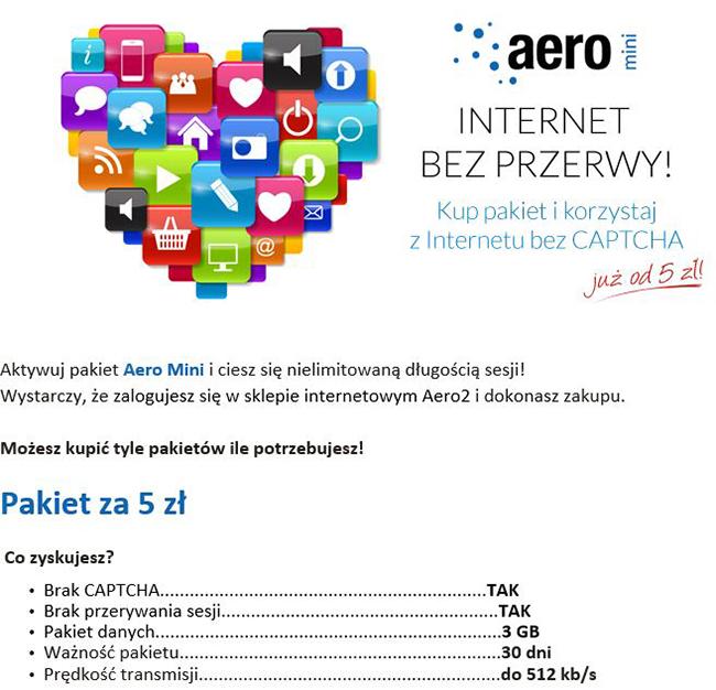 Aero2 bez CAPTCHA