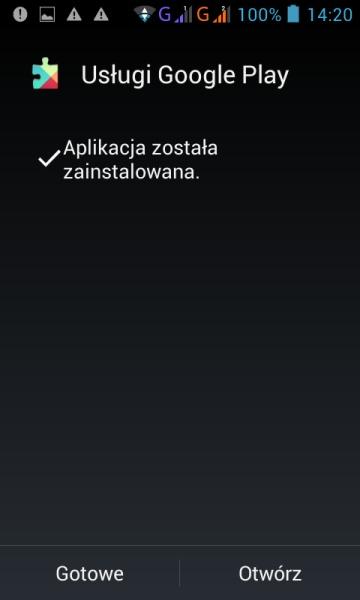 Ręczna instalacja aplikacji - Android