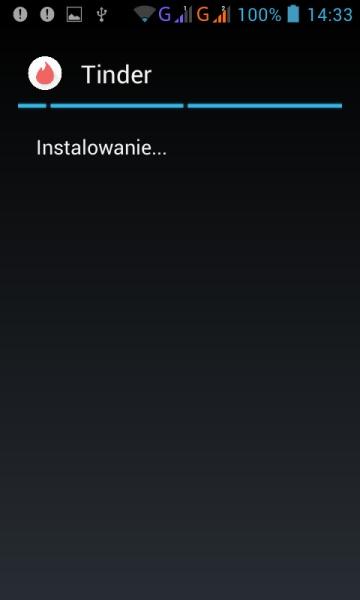 Aktualizacja aplikacji - Android